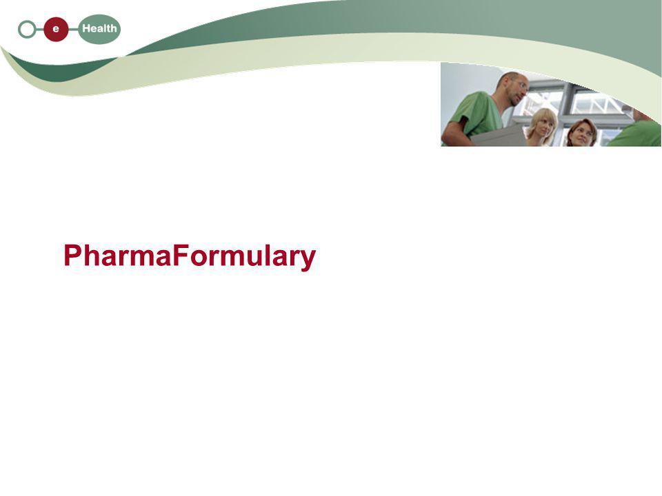 PharmaFormulary
