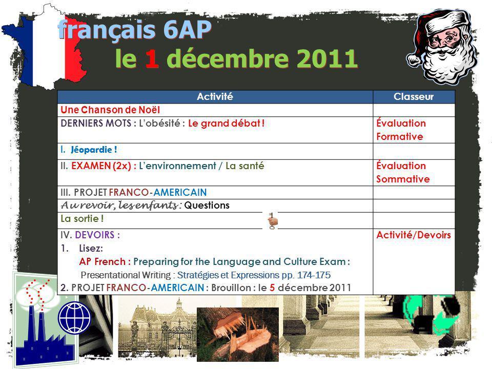 ACTUALITÉ: PARLONS! L'obésité des enfants http://www.youtube.com/watch?v=UkTZih_82ng &safety_mode=true&persist_safety_mode=1&saf e=active http://www.y