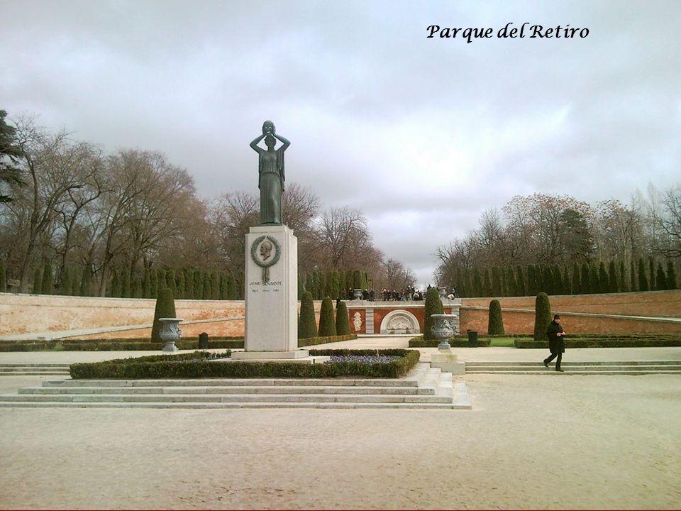 Puerta de Felipe IV Parque del Retiro
