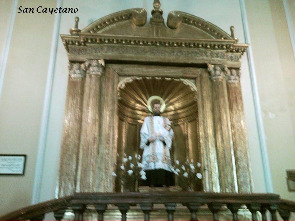 Qt Lavapies Iglesia San Cayetano