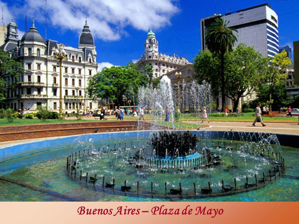 Buenos Aires – Plaza de Mayo