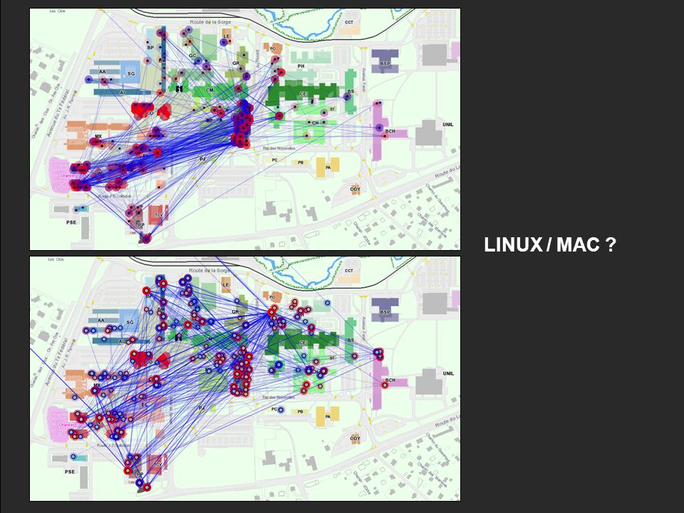 LINUX / MAC ?
