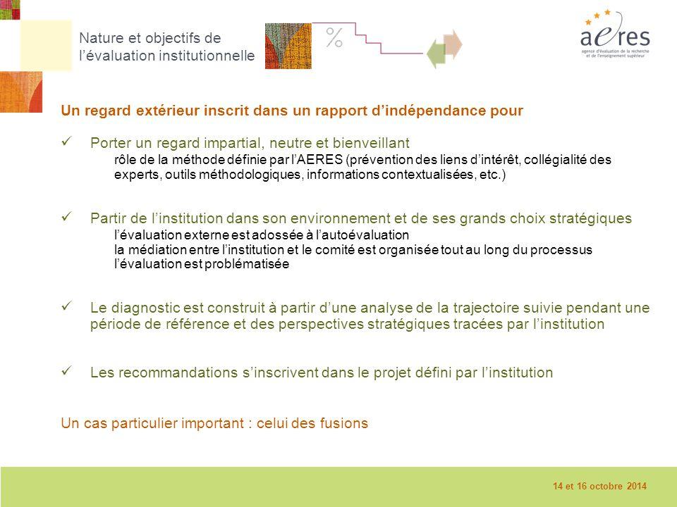 6 La visite sur place – 08/12/2010 Objets et critères de l'évaluation institutionnelle Évaluer une stratégie institutionnelle : qu'est-ce qu'une stratégie .