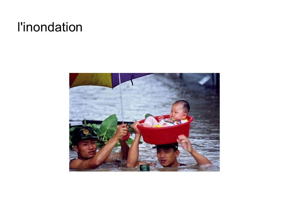 l inondation