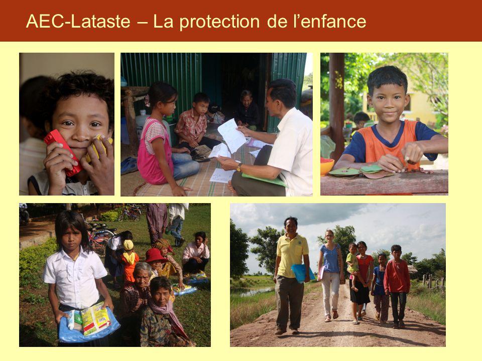AEC-Lataste – La protection de l'enfance