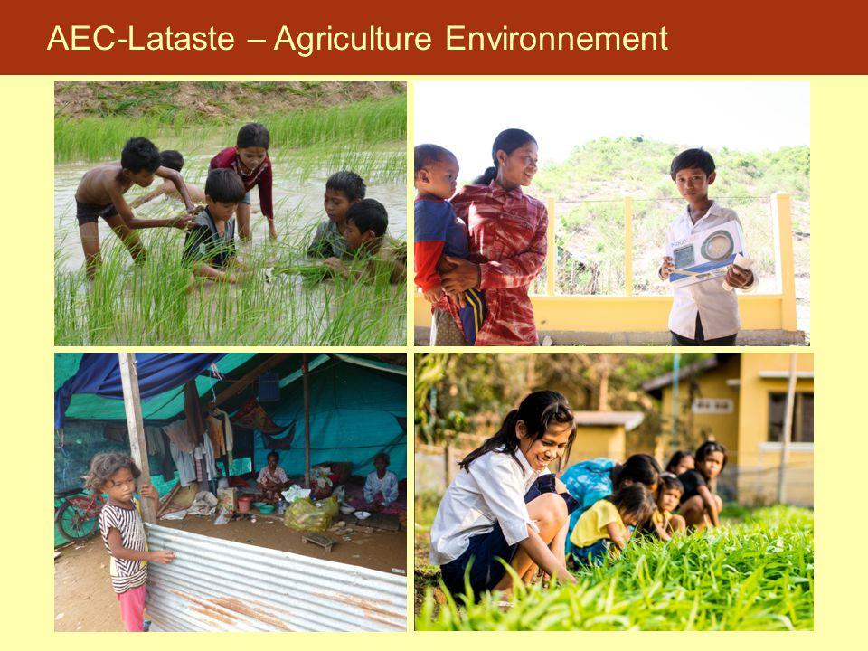 AEC-Lataste – Agriculture Environnement