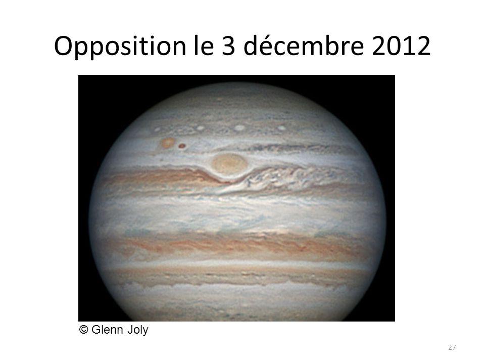 Opposition le 3 décembre 2012 27 © Glenn Joly