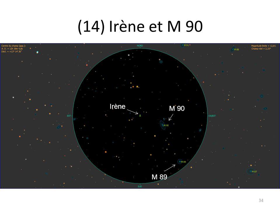 (14) Irène et M 90 34 M 90 M 89 Irène