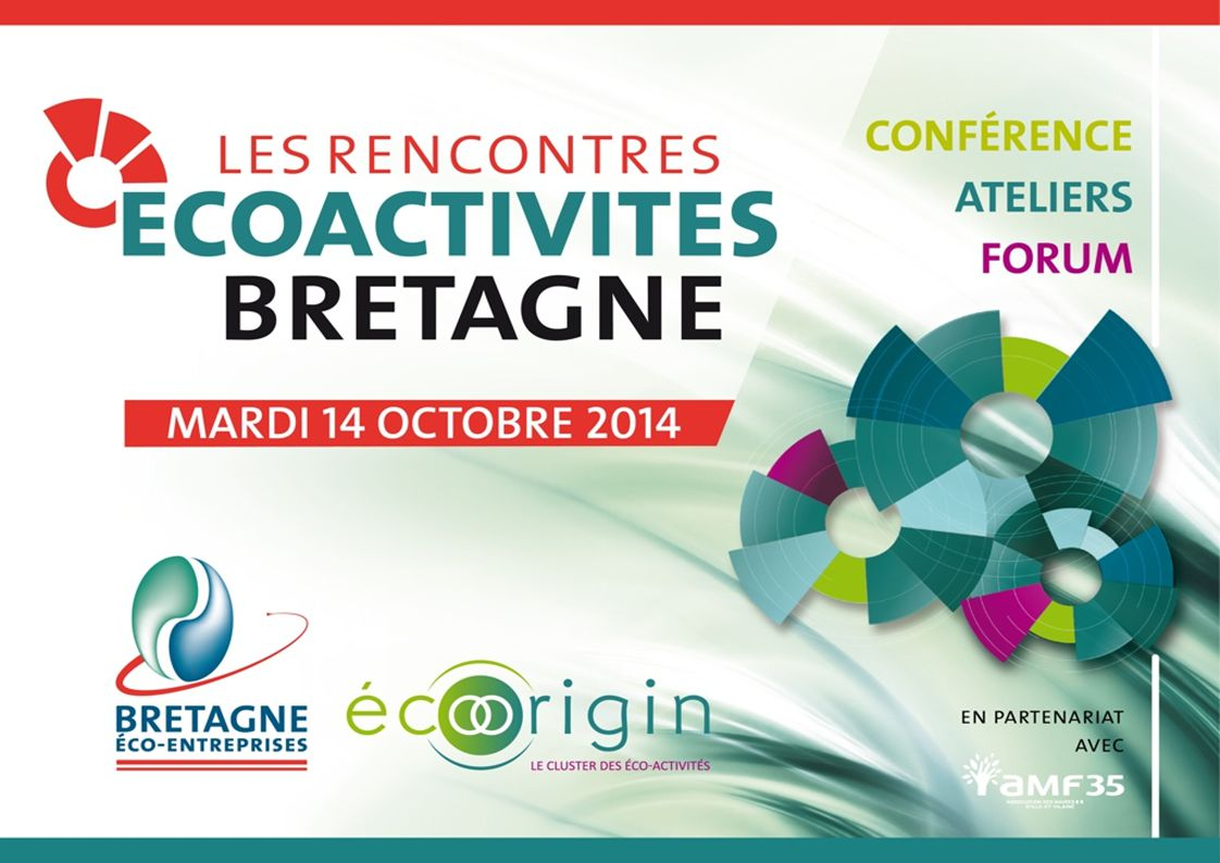 14 octobre 2014 Rencontres Eco-activités Bretagne 2
