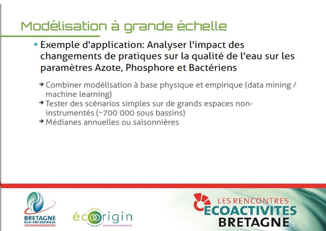 14 octobre 2014 Rencontres Eco-activités Bretagne 14