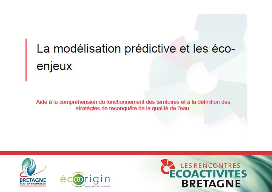 14 octobre 2014 Rencontres Eco-activités Bretagne 13