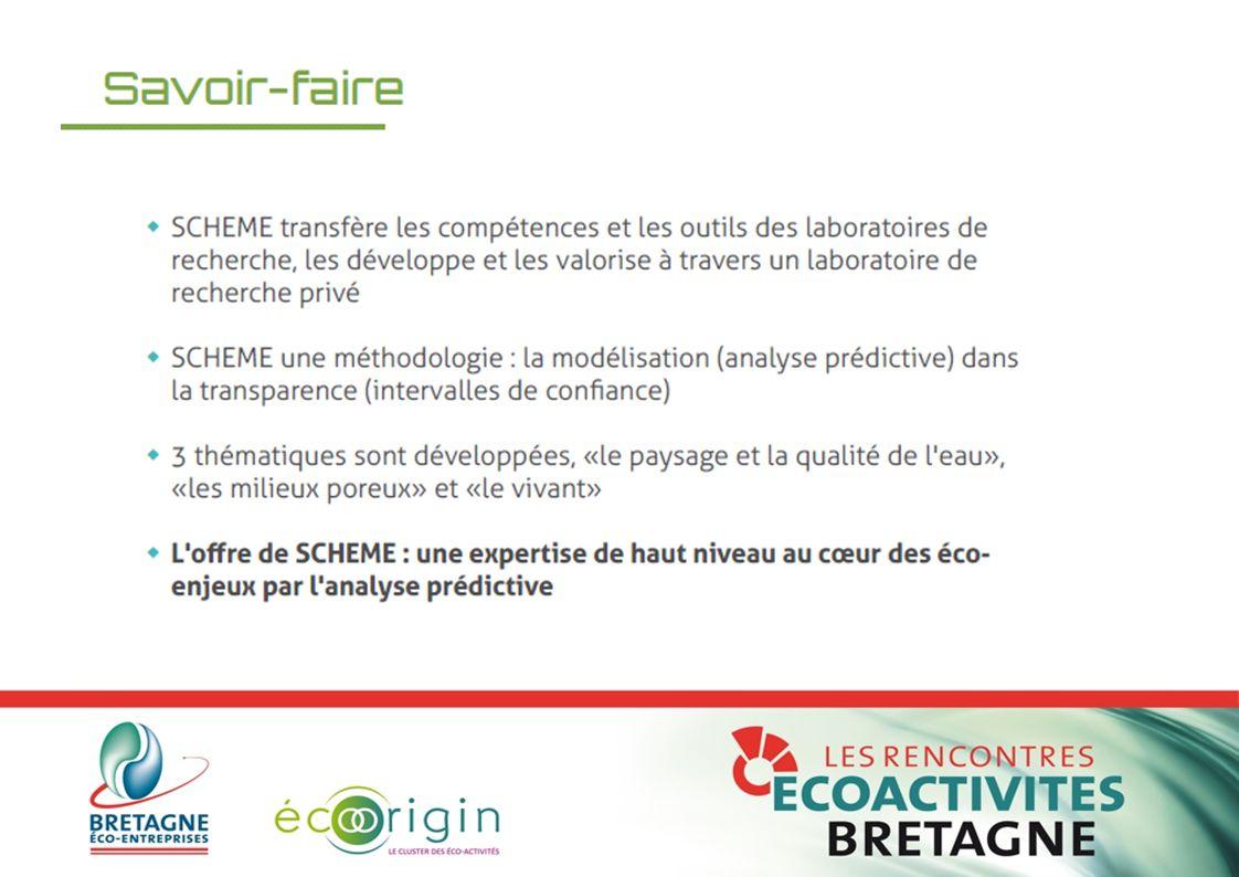14 octobre 2014 Rencontres Eco-activités Bretagne 6