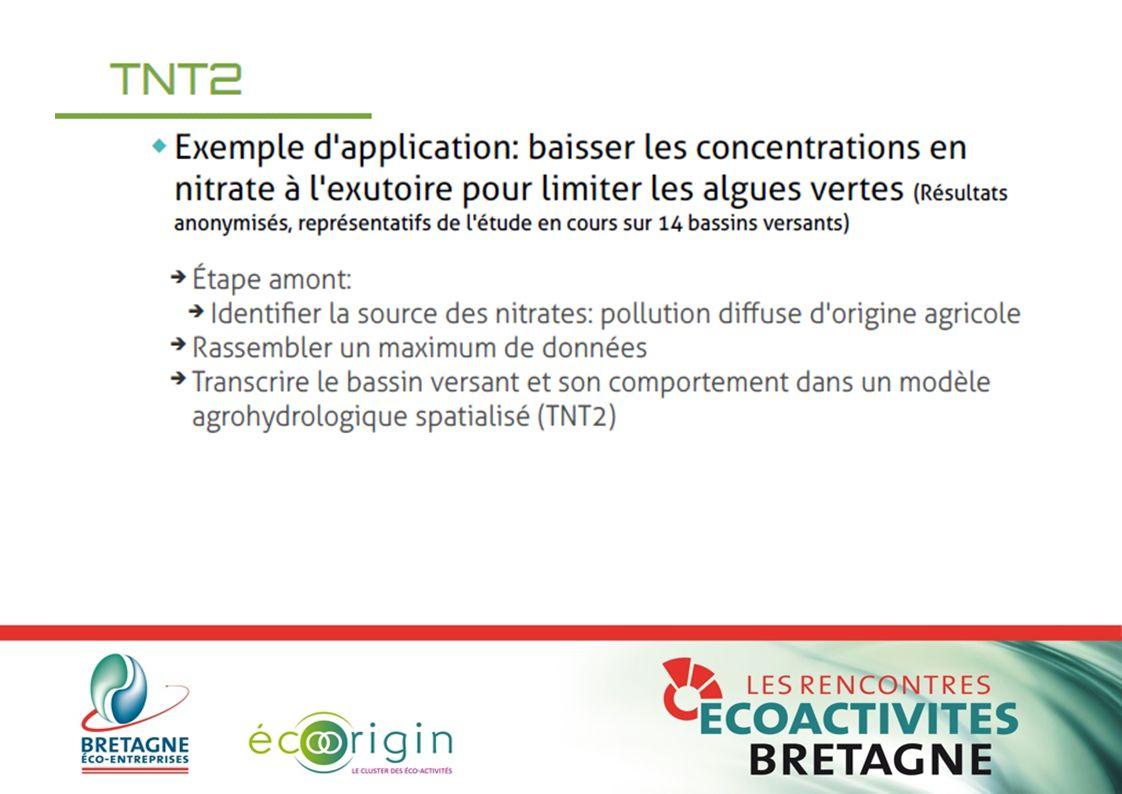 14 octobre 2014 Rencontres Eco-activités Bretagne 9