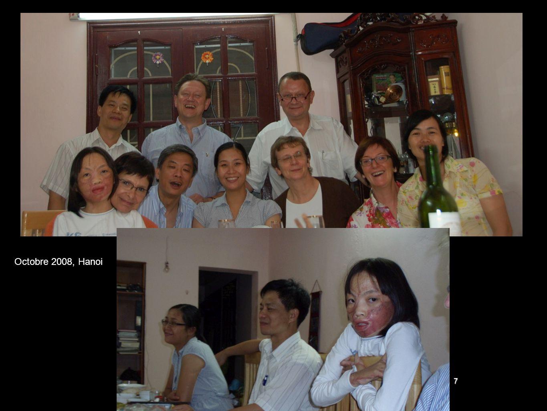 7 Octobre 2008, Hanoi