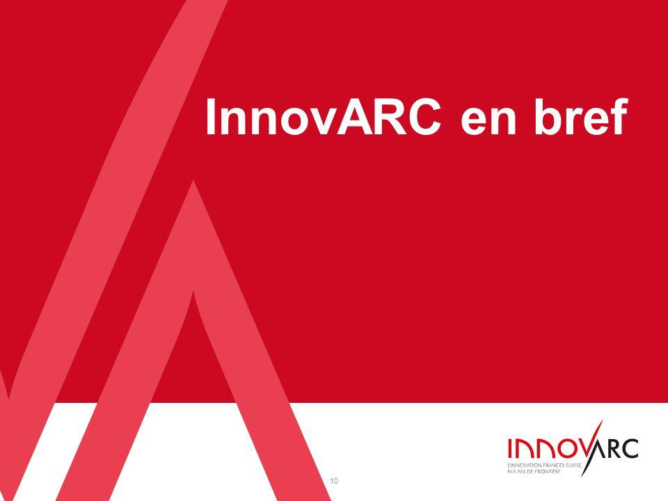 InnovARC en bref 10