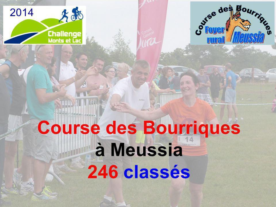 Course des Bourriques à Meussia 246 classés 2014