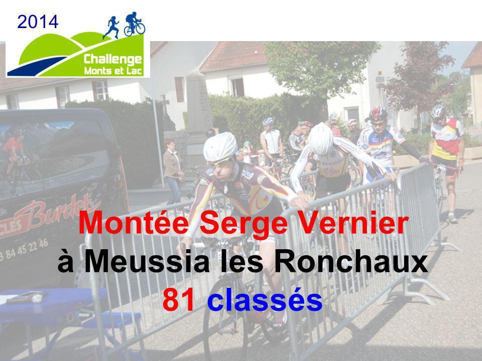Montée Serge Vernier à Meussia les Ronchaux 81 classés 2014