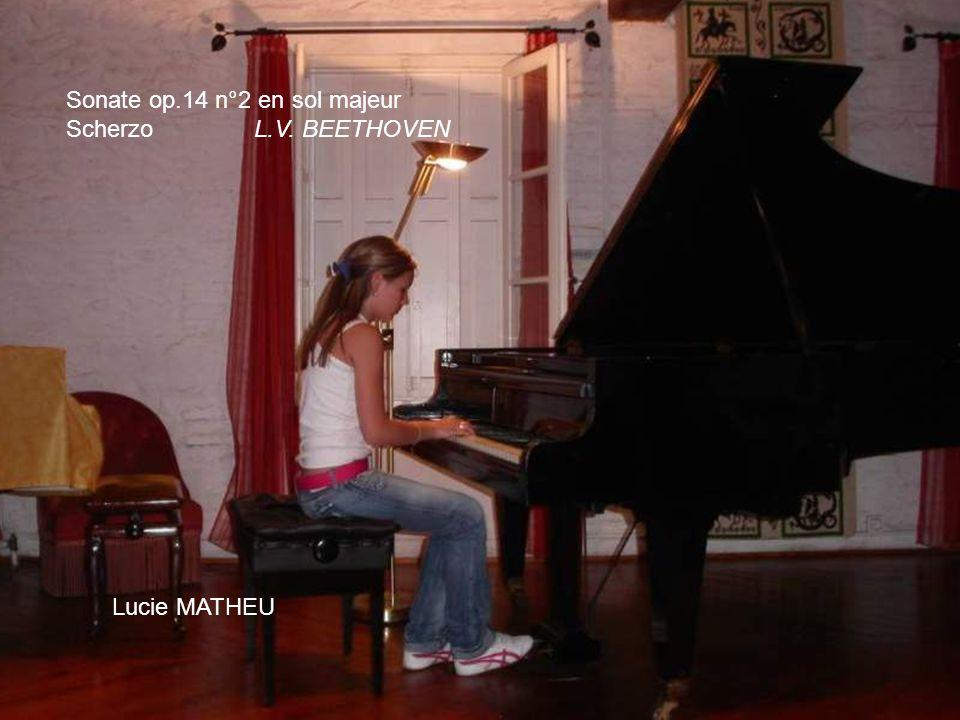 RIVAGES DES ARTS Concert des jeunes lauréats 14 juin 2006 au mas Depère Diaporama réservé à usage privé.