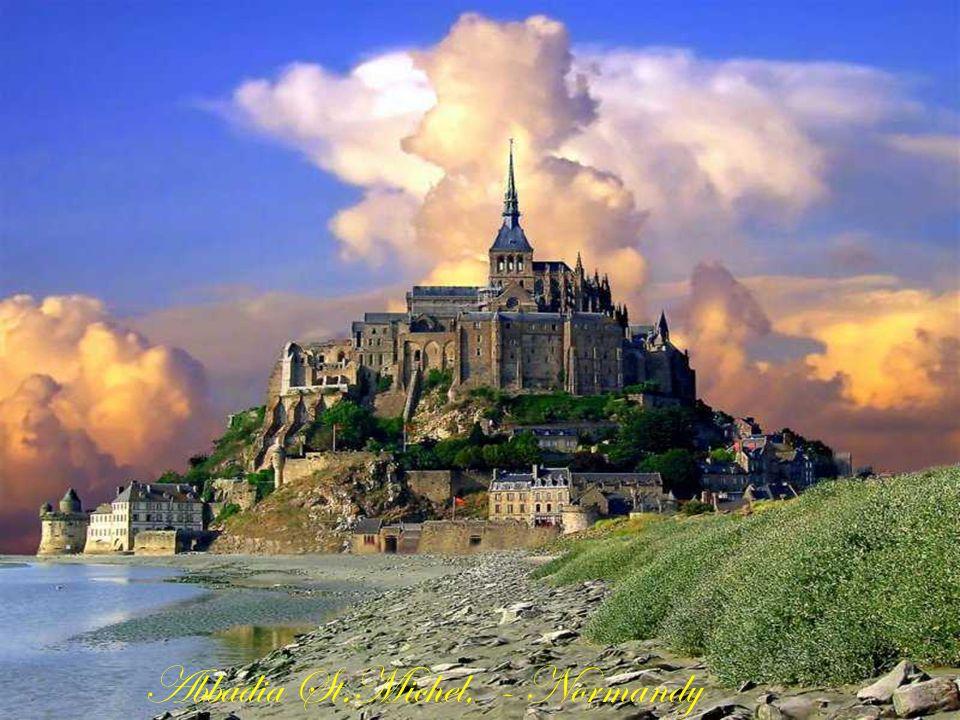 Abbadia St.Michel, - Normandy