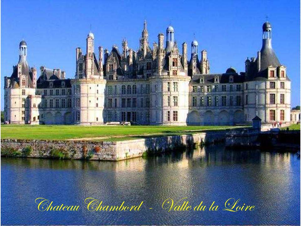 Chateau Chambord - Valle du la Loire