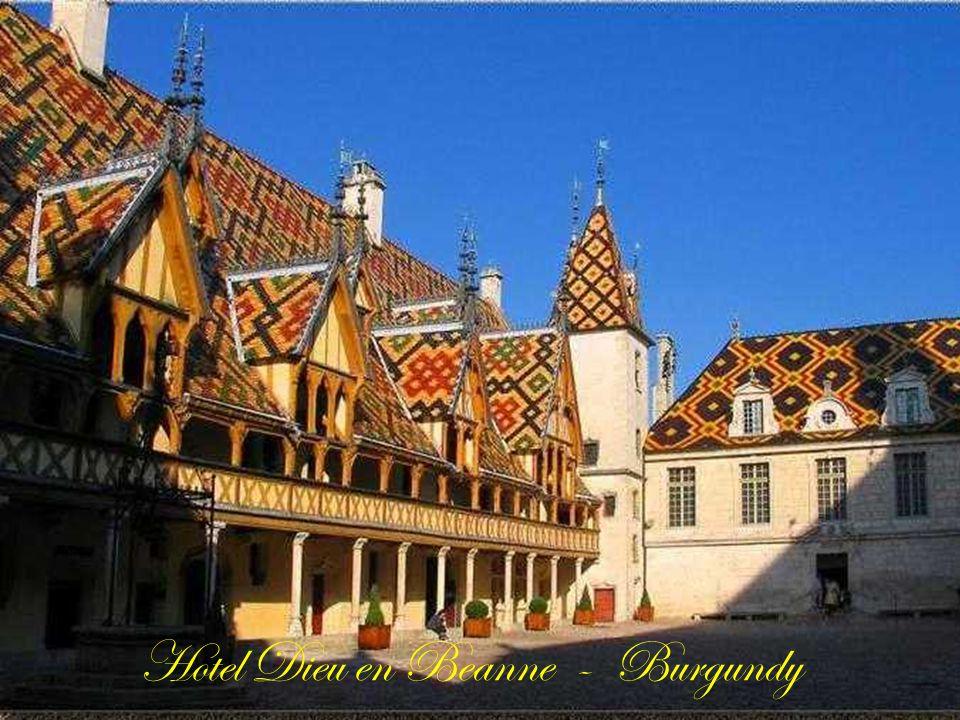Hotel Dieu en Beanne - Burgundy