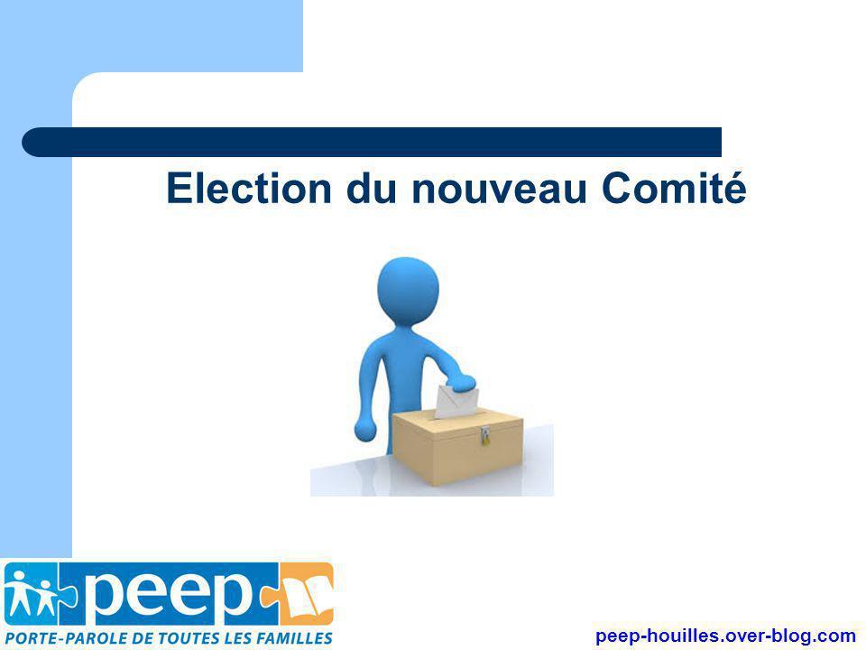 Election du nouveau Comité peep-houilles.over-blog.com