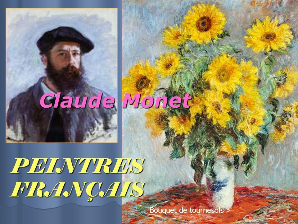 < Le déjeuner (dans le jardin de Claude Monet à Argenteuil) CLAUDE MONET