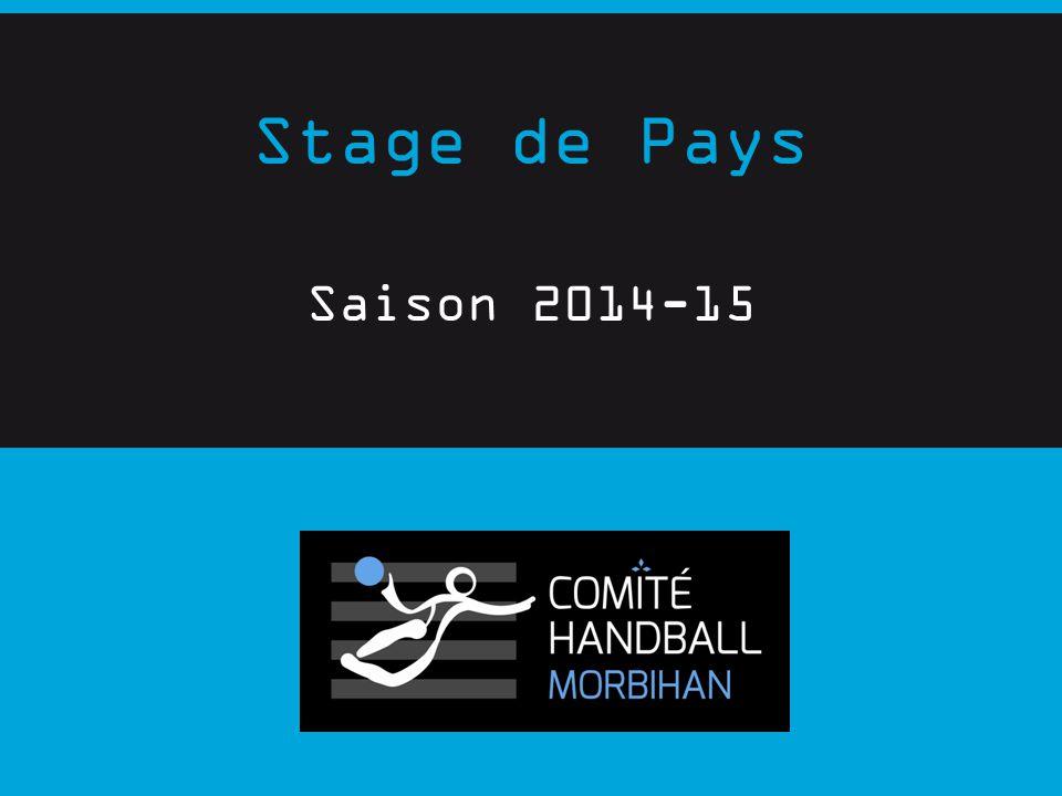 Stage de Pays Saison 2014-15
