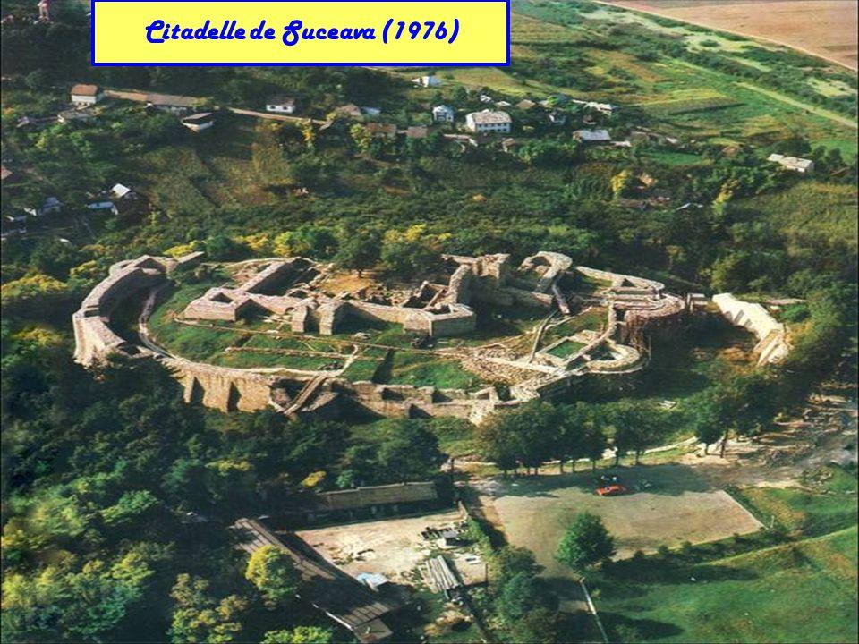 Citadelle de Suceava (1976)