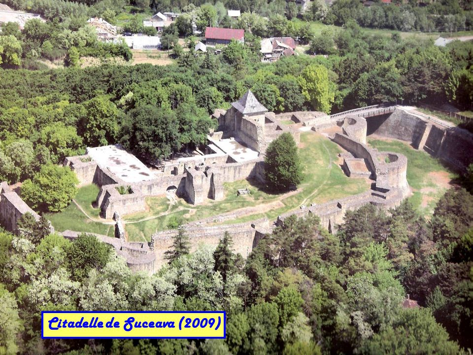 Citadelle de Suceava (2009)