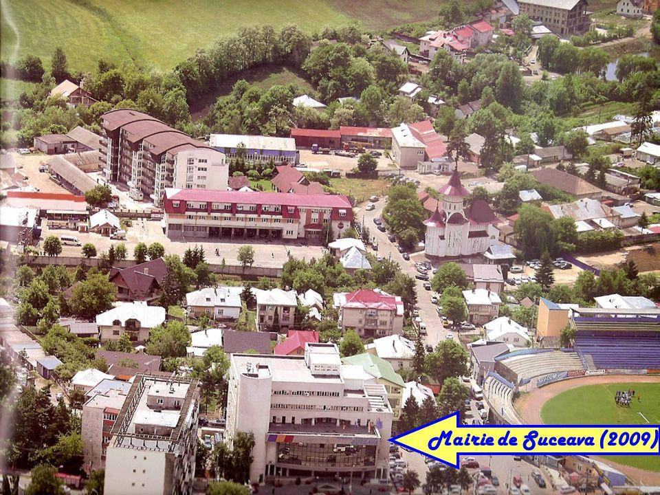 Mairie de Suceava (2009)