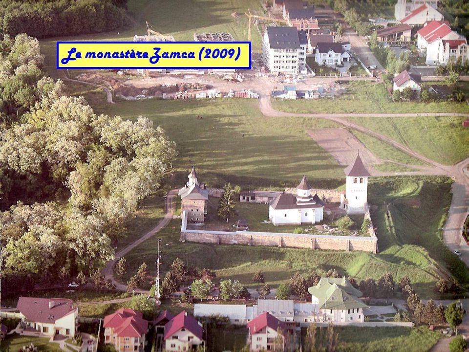 Le monastère Zamca (2009)