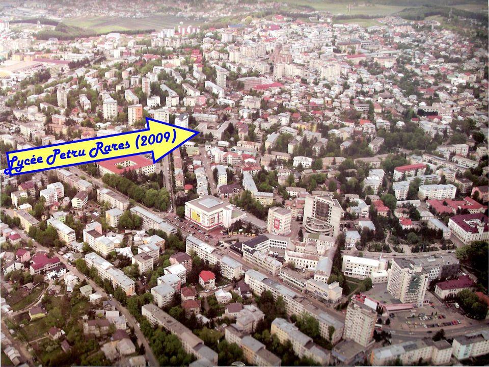 Lycée Petru Rares (2009)