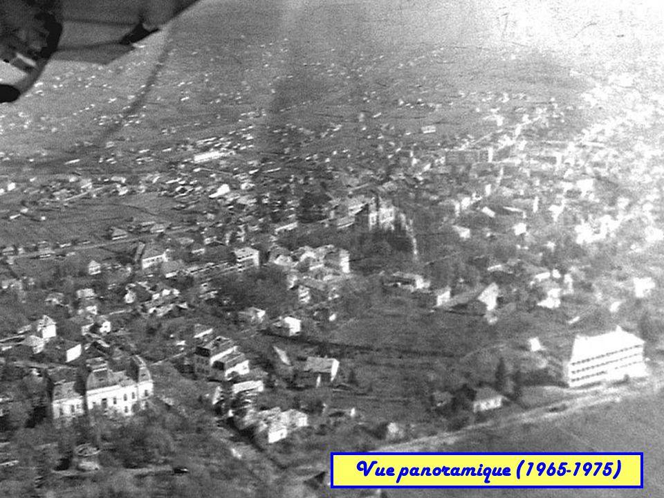 Vue panoramique (1965-1975)
