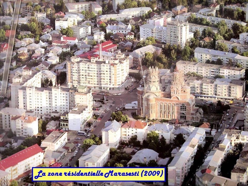La zone résidentielle Marasesti (2009)
