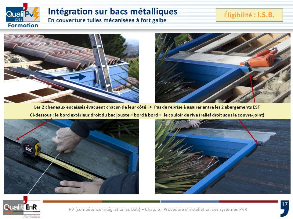 17 PV (compétence intégration au bâti) – Chap.