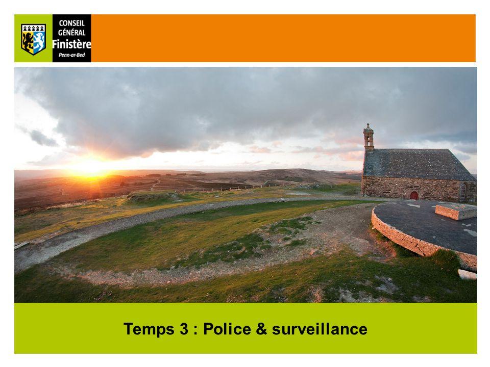 19 Temps 3 : Police & surveillance