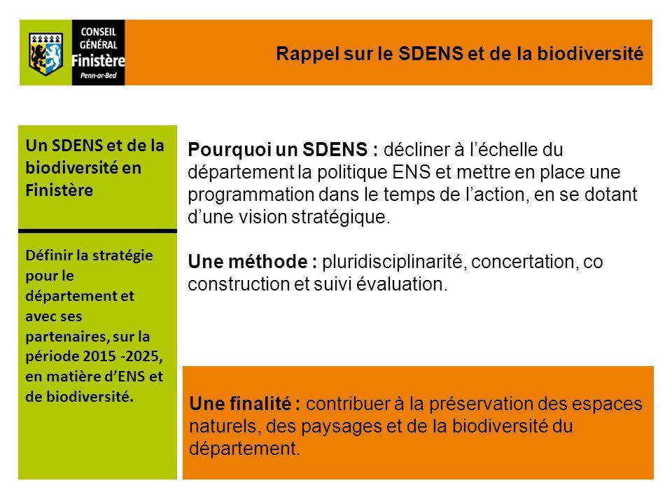 2 Pourquoi un SDENS : décliner à l'échelle du département la politique ENS et mettre en place une programmation dans le temps de l'action, en se dotant d'une vision stratégique.