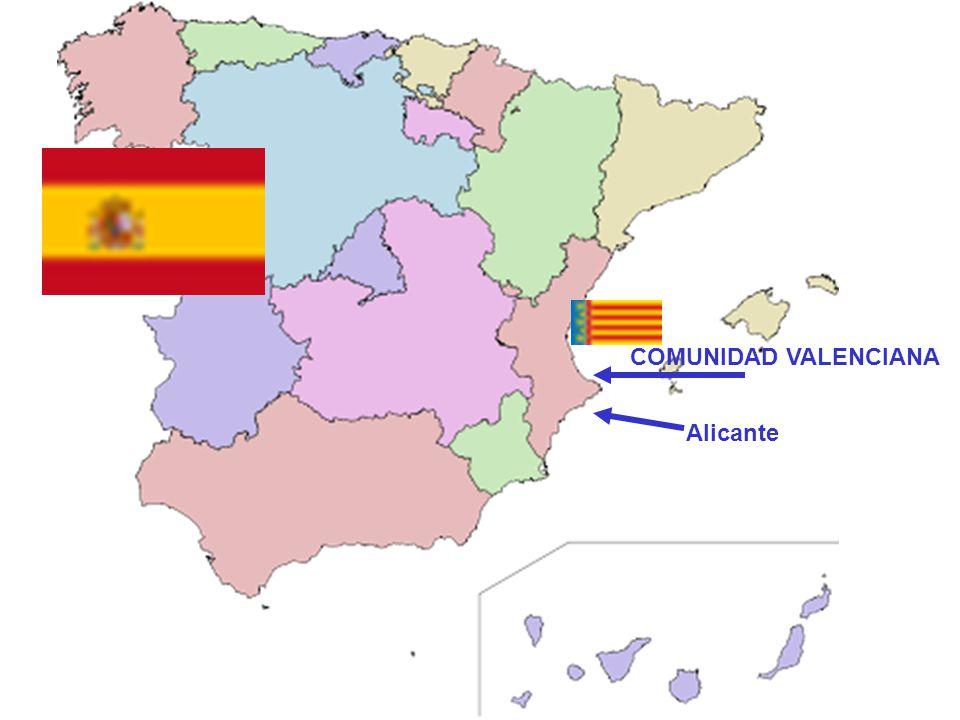 COMUNIDAD VALENCIANA Alicante