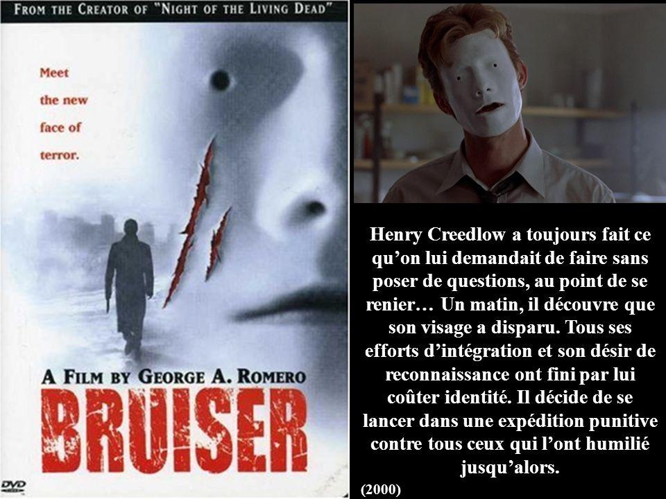 (2000) Henry Creedlow a toujours fait ce qu'on lui demandait de faire sans poser de questions, au point de se renier… Un matin, il découvre que son visage a disparu.