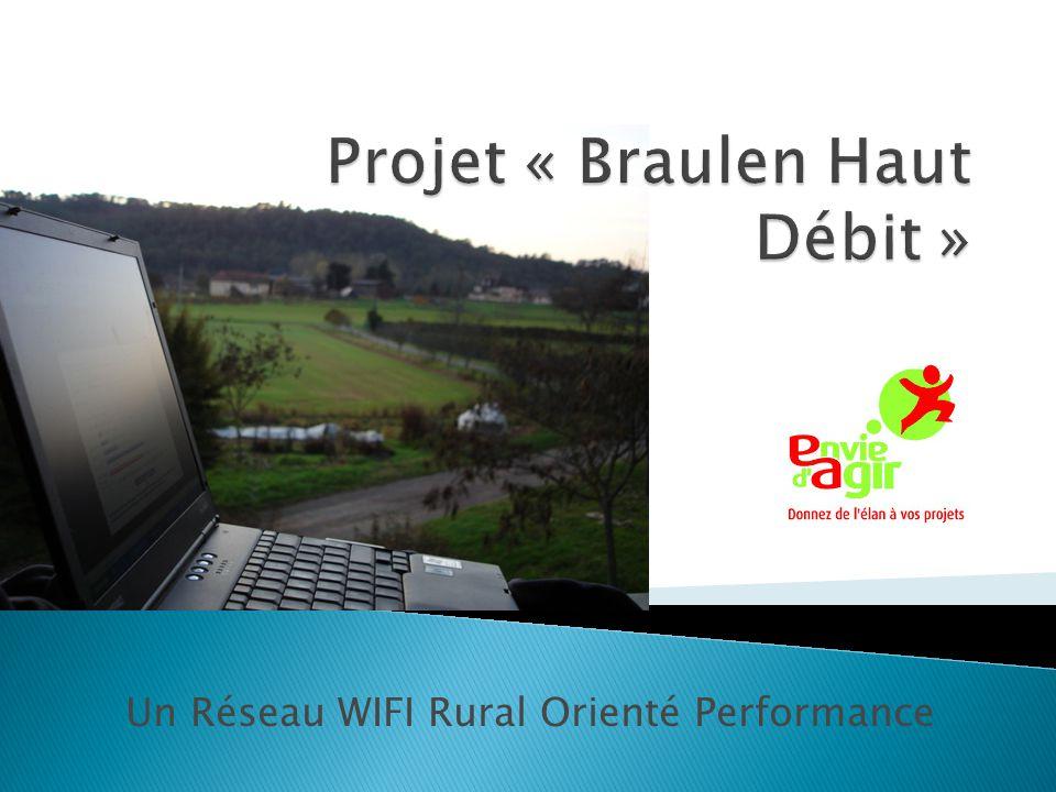 Un Réseau WIFI Rural Orienté Performance