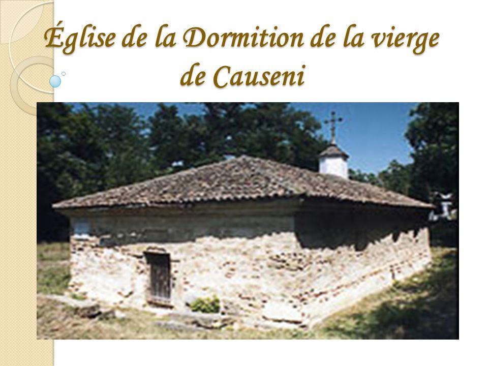 Église de la Dormition de la vierge de Causeni