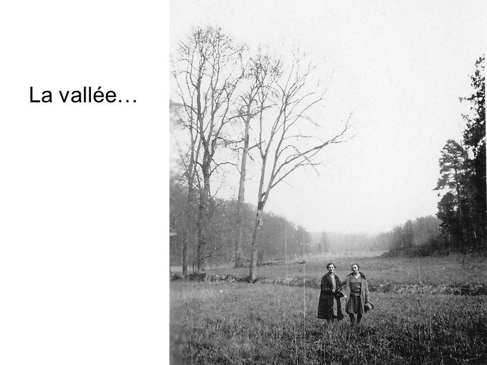 La vallée…