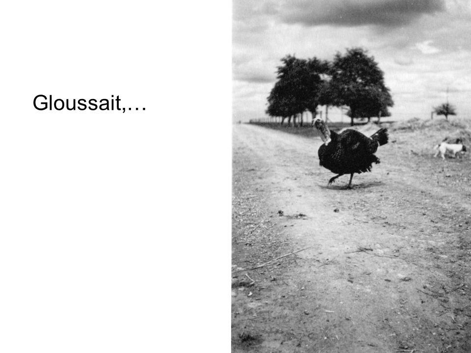 Gloussait,…