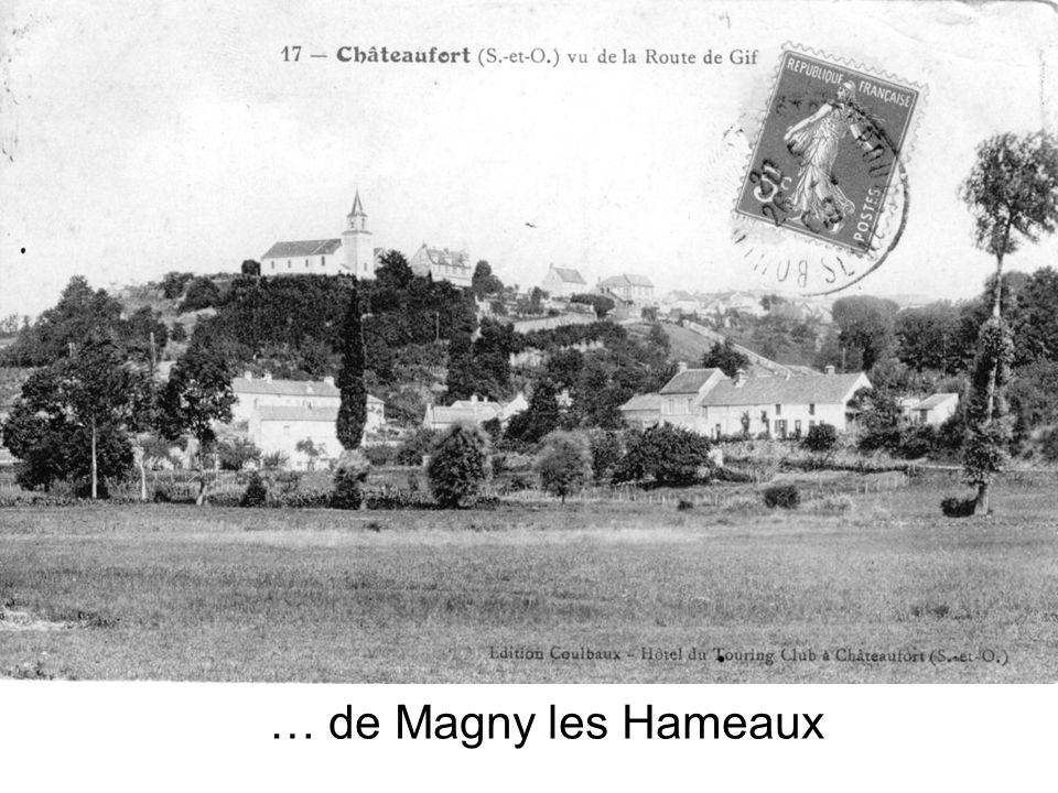 … de Magny les Hameaux