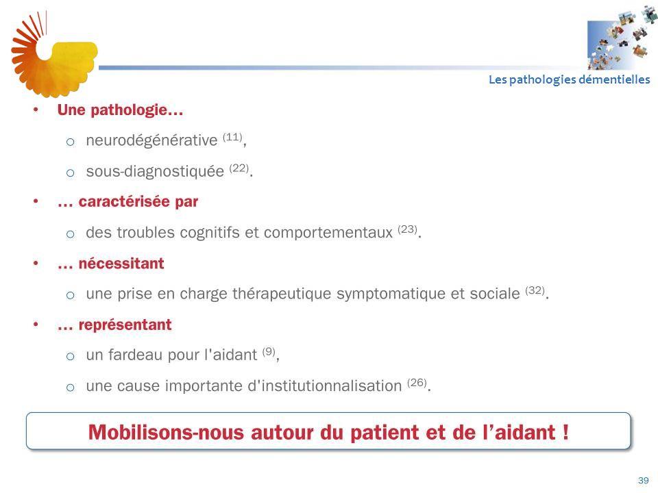 A1 Les pathologies démentielles