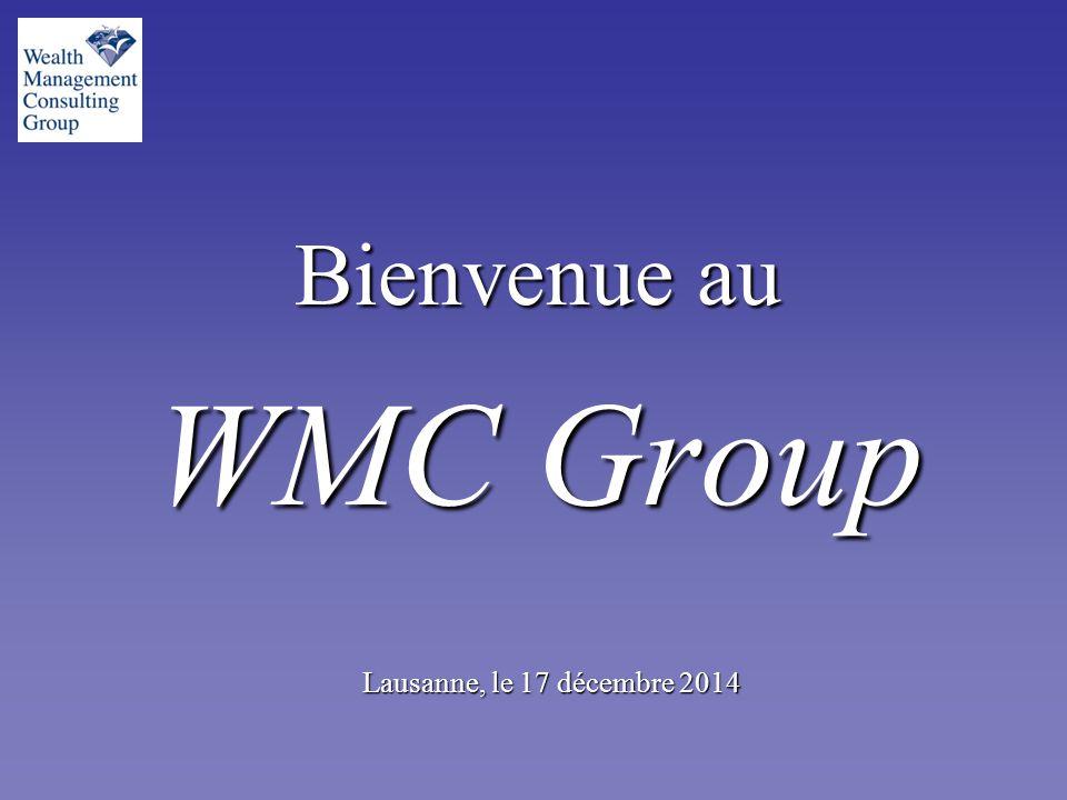 Bienvenue au WMC Group Lausanne, le 17 décembre 201417 décembre 201417 décembre 2014