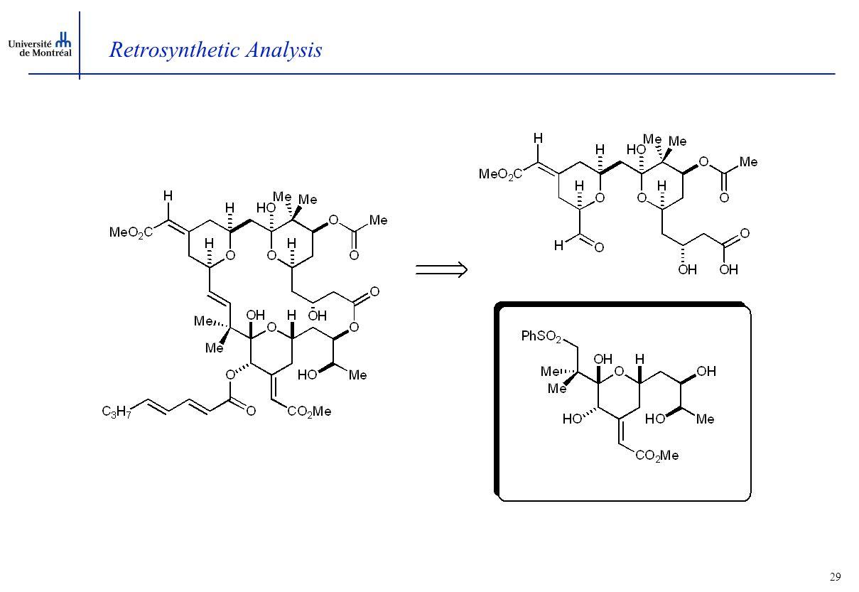 28 Aryl-subtituted Epoxyalcohols as 1,3-Polyol Equivalents