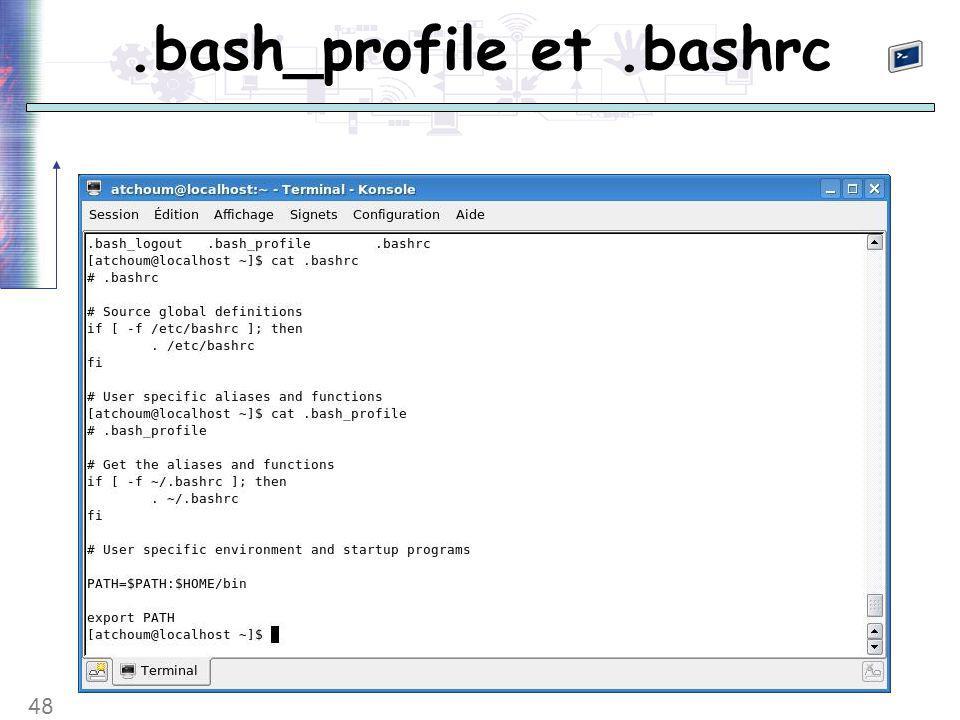 48.bash_profile et.bashrc