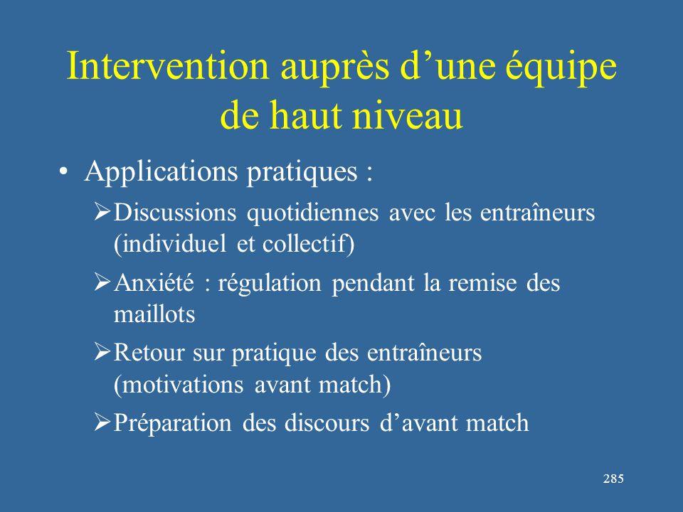286 Bibliographie : applications Bosselut, G.& Heuzé, J.-P.